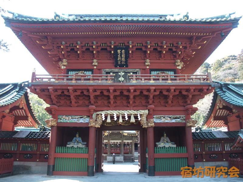 静岡浅間神社(静岡県静岡市)