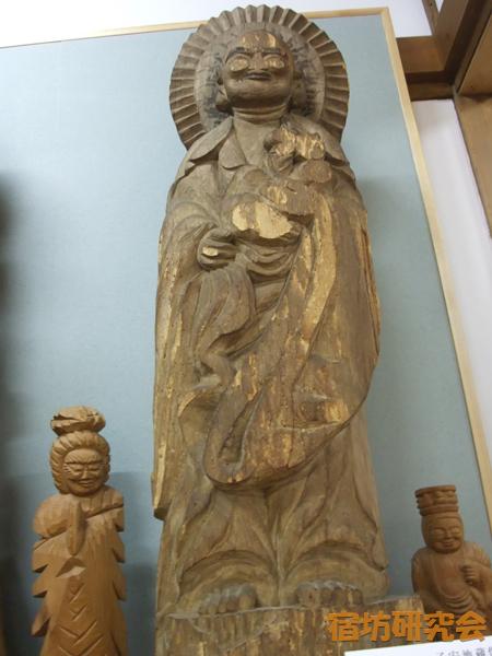 方広寺の木喰仏