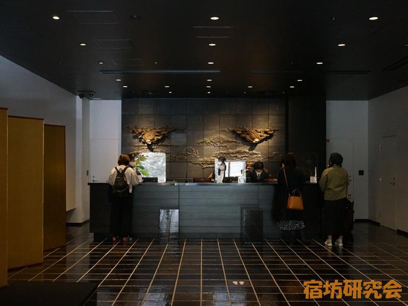 三井ガーデンホテル京都河原町浄教寺のロビー