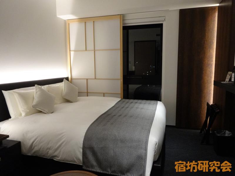 三井ガーデンホテル京都河原町浄教寺の客室