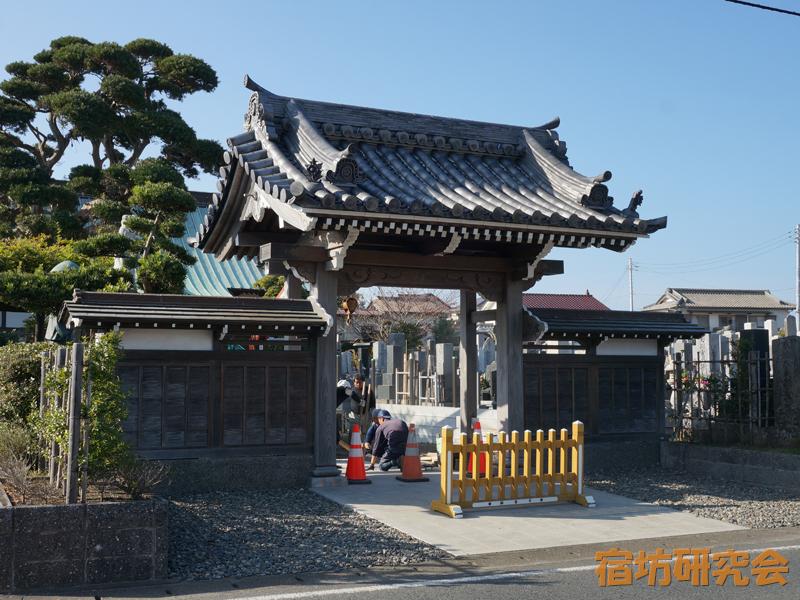 極楽寺(千葉県鋸南町 安房勝山駅)